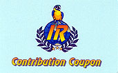 International Radio Contribution Coupon