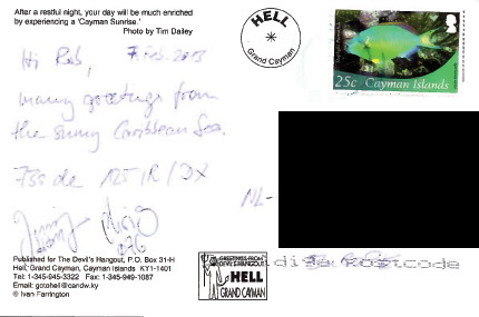 125IR/DX Postcard proof