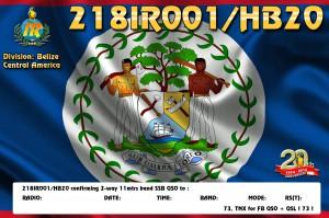 218 FLAG