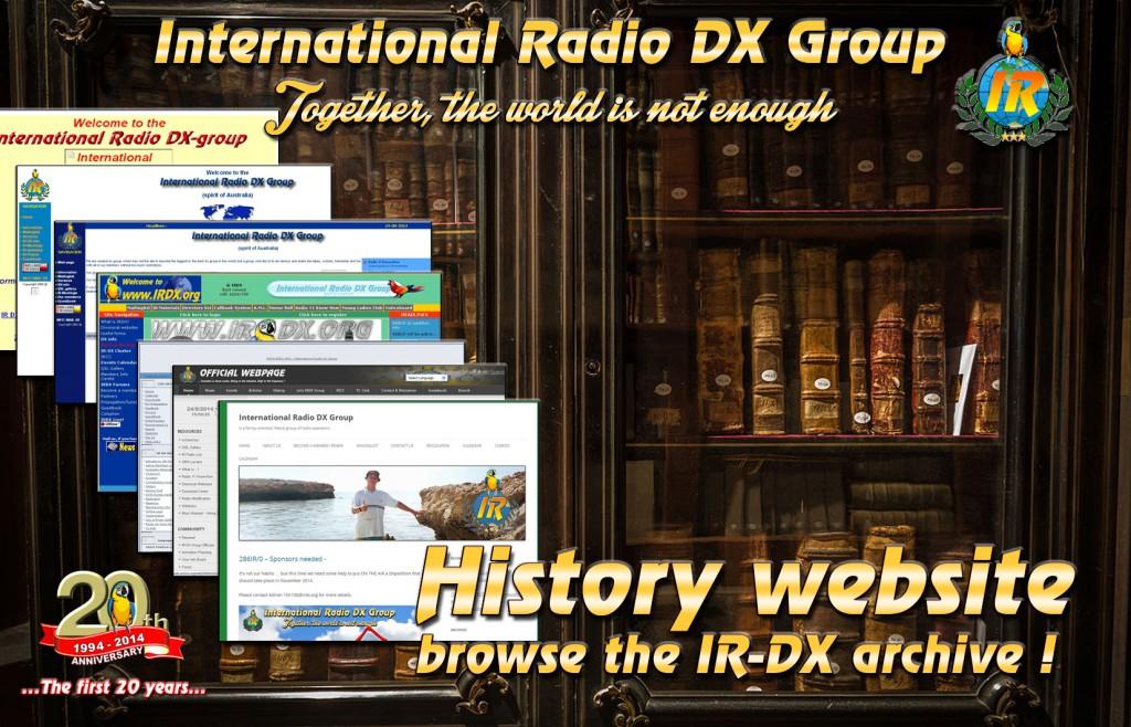 IRDX ARCHIVE 2