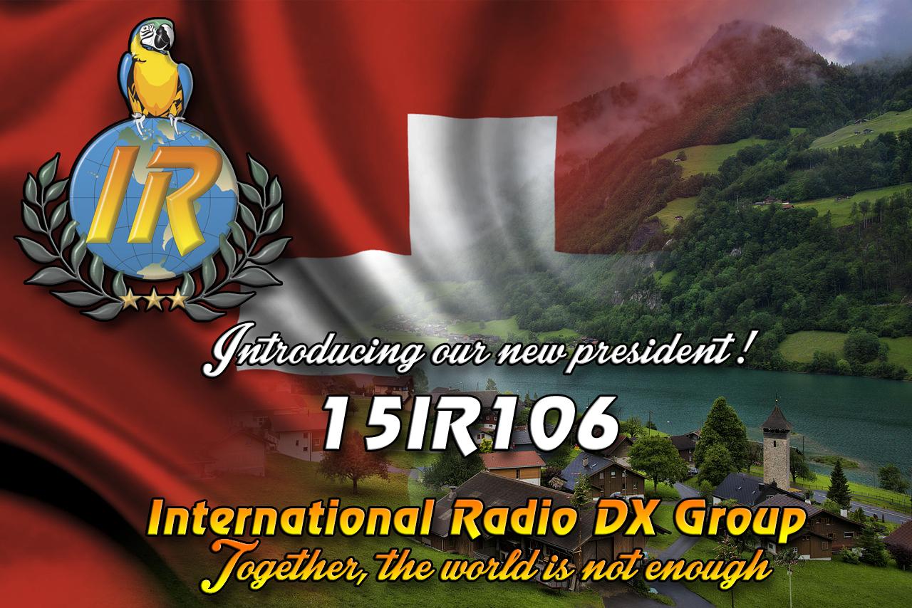 15IR106 President