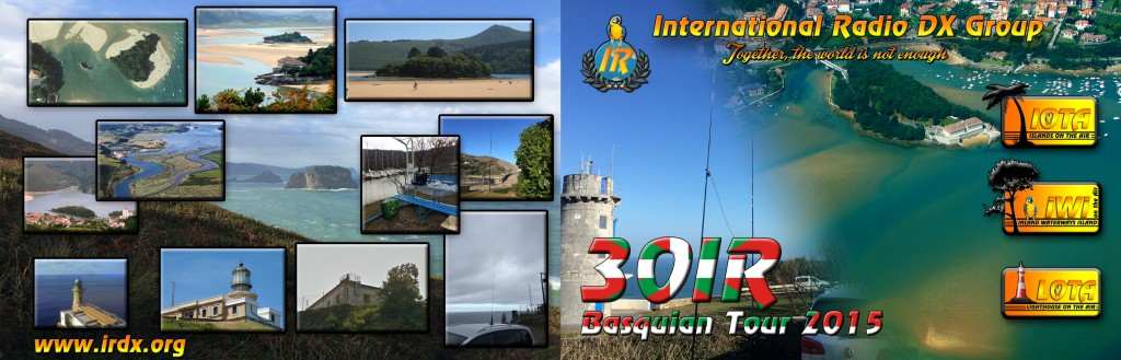 30IR BASQUIAN TOUR