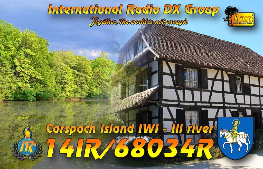 Carspach island