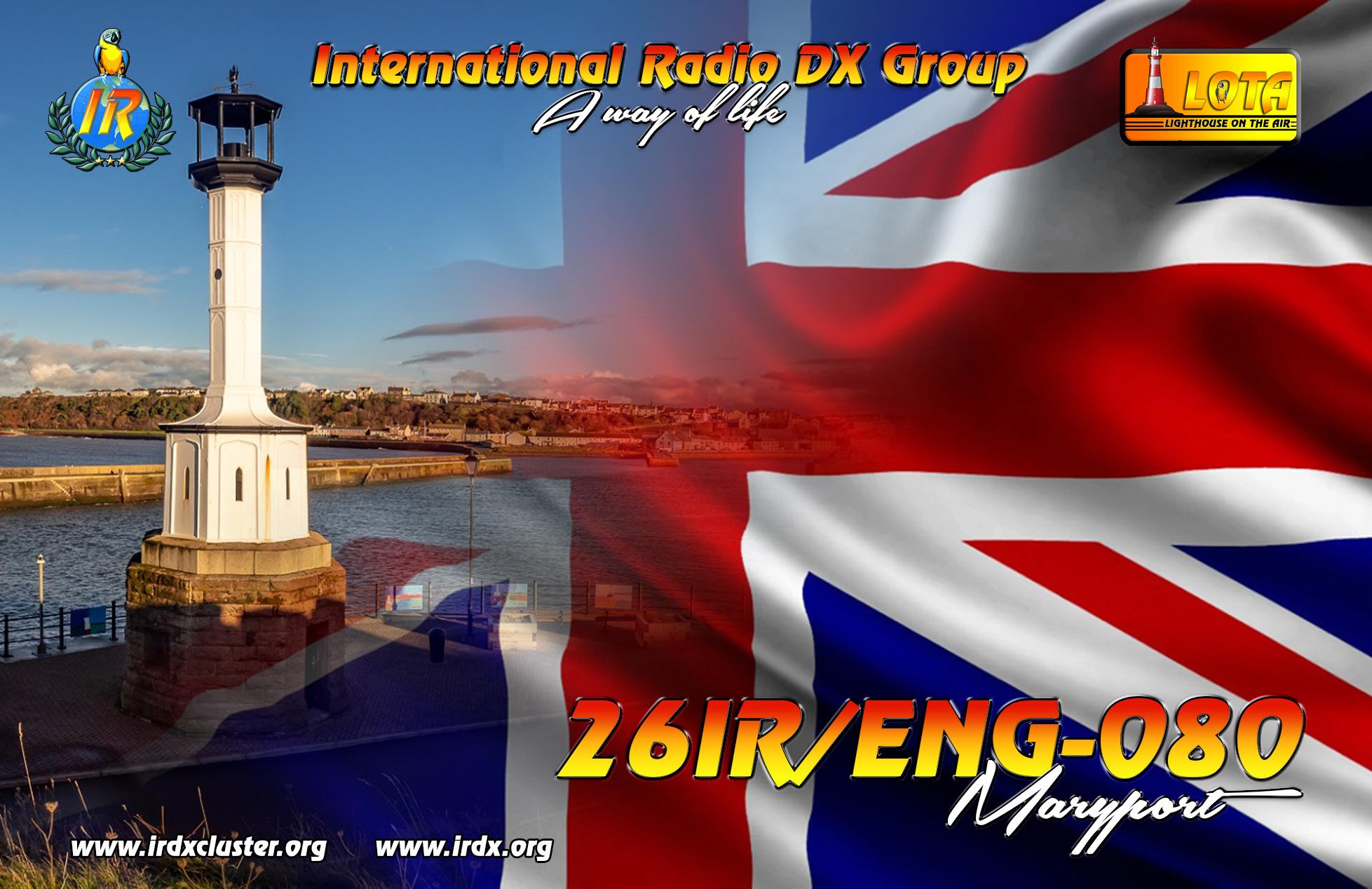 26IR/ENG280 Maryport Lighthouse (LOTA)