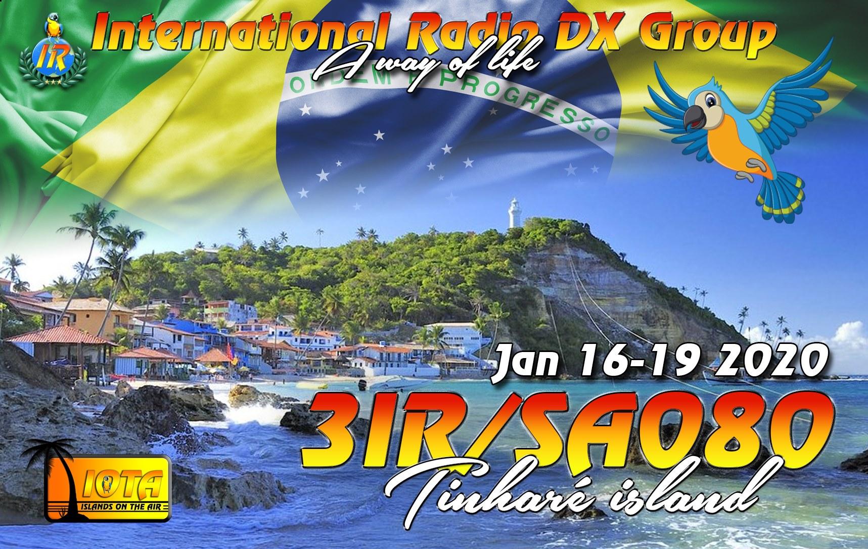 3IR/SA-080 Tinharé island @ ilha de Tinharé