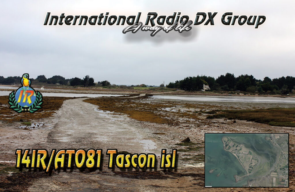 14IR/AT081 Tascon island - Departement Morbihan